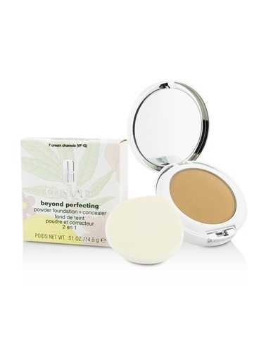 Beyond Perfecting Pudra - Cream Chamois-Clinique